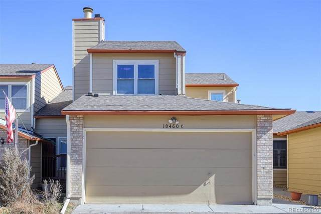 10460 W Fair Avenue C, Littleton, CO 80127 (#8962958) :: iHomes Colorado