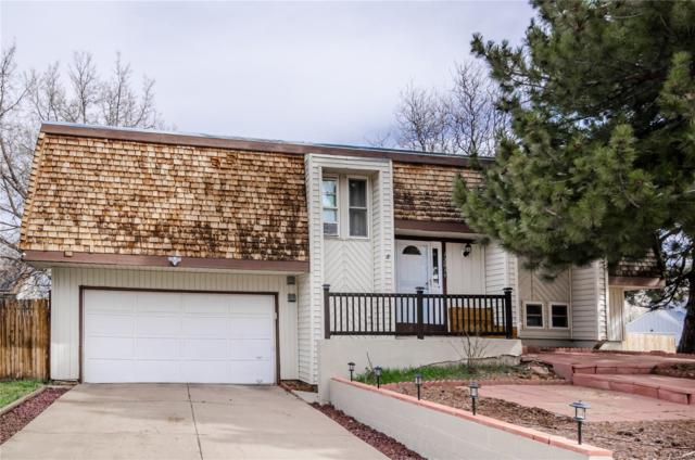 12019 W Rice Place, Morrison, CO 80465 (#8963264) :: The Peak Properties Group