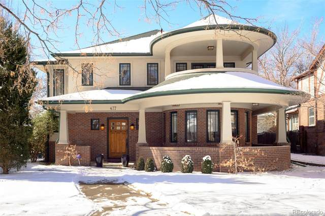 477 N High Street, Denver, CO 80218 (#8963649) :: The Brokerage Group