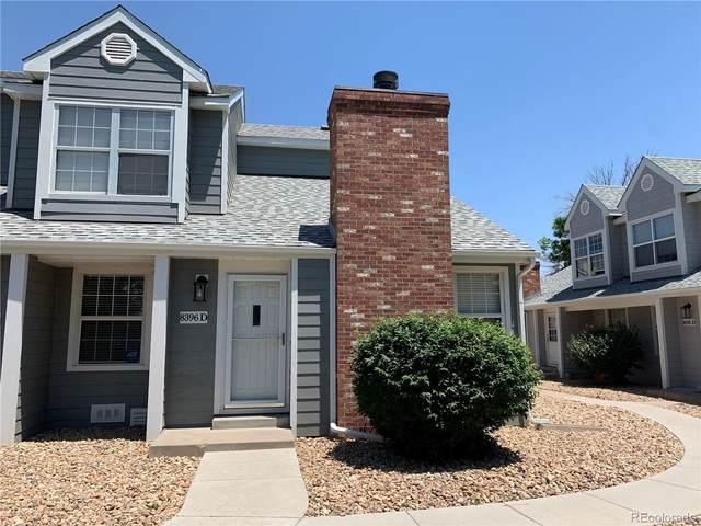 8396 W 87th Drive D, Arvada, CO 80005 (#8963854) :: The HomeSmiths Team - Keller Williams