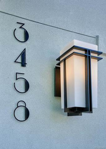 3458 S Cherry Street S, Denver, CO 80222 (#8964266) :: The Brokerage Group