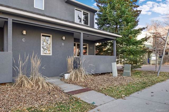 4625 15 Street D, Boulder, CO 80304 (#8964466) :: The Healey Group