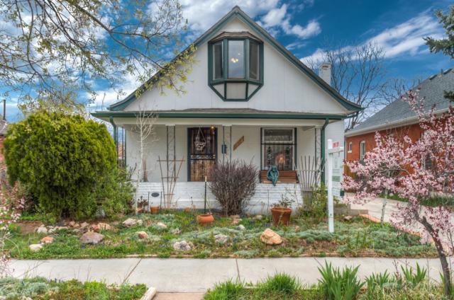 1442 S Lincoln Street, Denver, CO 80210 (#8964822) :: The Peak Properties Group