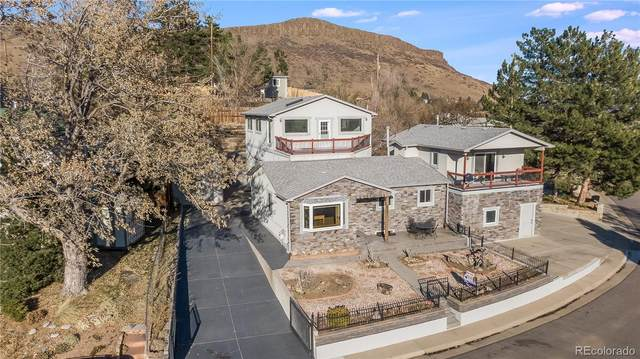 336 Goldco Circle, Golden, CO 80403 (MLS #8964903) :: Wheelhouse Realty