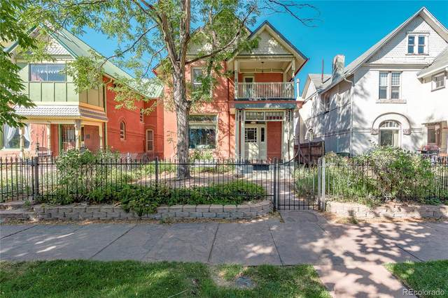 115 W Irvington Place, Denver, CO 80223 (#8965112) :: James Crocker Team