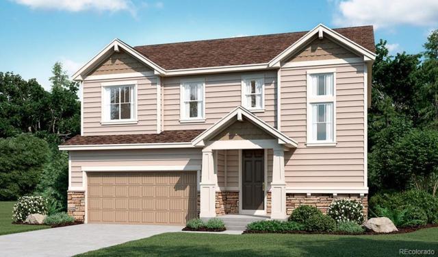 3622 White Rose Loop, Castle Rock, CO 80108 (MLS #8965363) :: 8z Real Estate