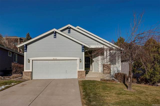 8415 Brambleridge Drive, Castle Pines, CO 80108 (MLS #8965690) :: 8z Real Estate