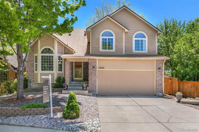 10092 W 81st Drive, Arvada, CO 80005 (#8965958) :: The DeGrood Team