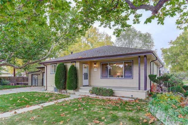 2795 S Gilpin Street, Denver, CO 80210 (#8966313) :: Venterra Real Estate LLC