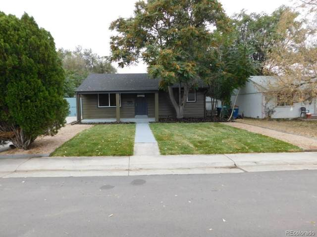 6411 Grape Street, Commerce City, CO 80022 (#8966411) :: The DeGrood Team