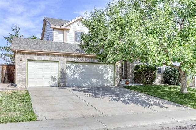 17355 Cornerstone Lane, Parker, CO 80134 (#8967343) :: Kimberly Austin Properties