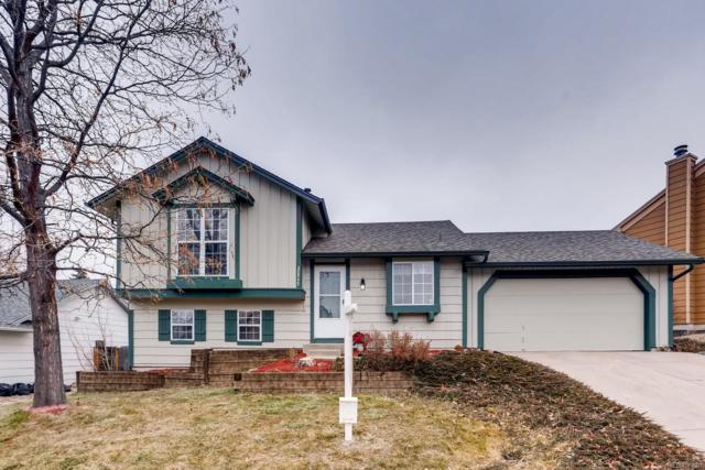 20949 E Ida Avenue, Centennial, CO 80015 (#8967486) :: House Hunters Colorado