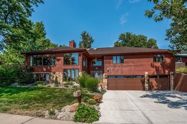 645 S Devinney Way, Lakewood, CO 80228 (#8967684) :: The DeGrood Team