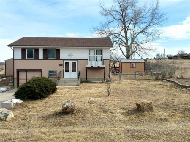 5158 Isabella Drive, Colorado City, CO 81019 (#8967731) :: The Peak Properties Group
