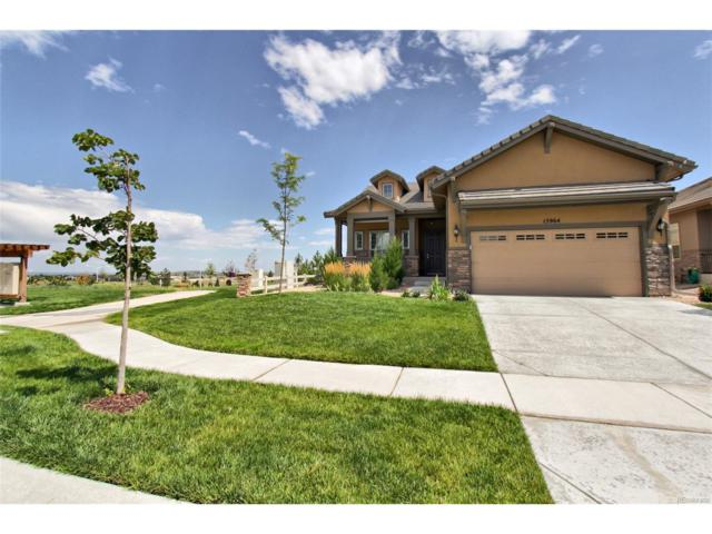 15964 Wild Horse Drive, Broomfield, CO 80023 (#8967854) :: Ford and Associates