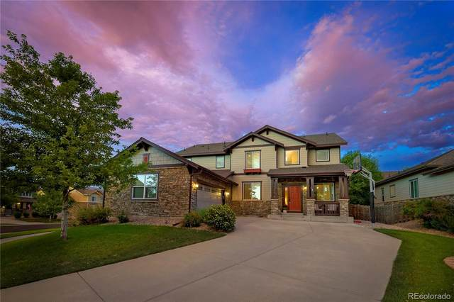 25756 E Weaver Place, Centennial, CO 80016 (#8968213) :: Mile High Luxury Real Estate
