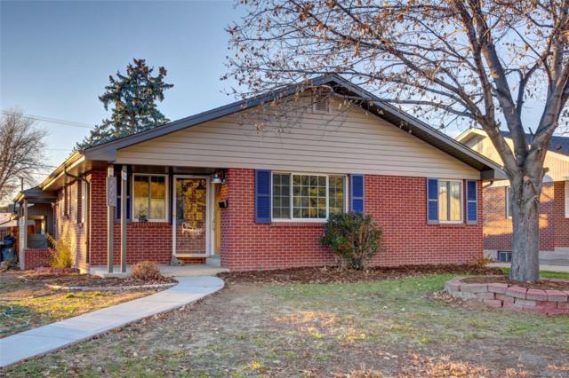 2295 S Birch Street, Denver, CO 80222 (#8968347) :: House Hunters Colorado