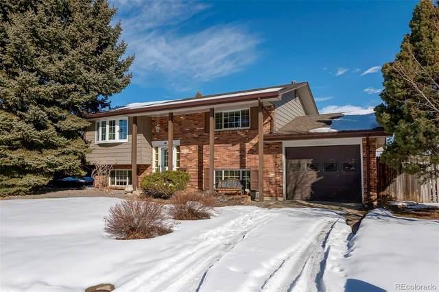 12467 W 67th Avenue, Arvada, CO 80004 (MLS #8968375) :: 8z Real Estate