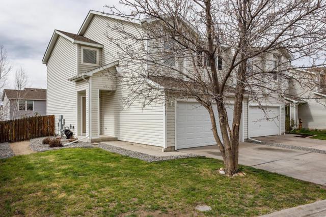 5565 S Quemoy Circle, Aurora, CO 80015 (#8968384) :: House Hunters Colorado