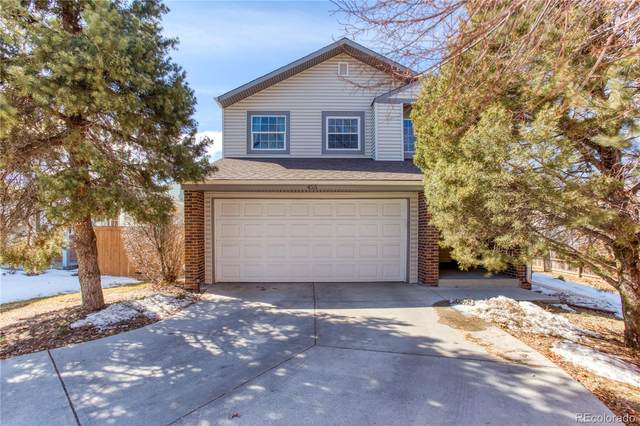 455 W Jamison Circle, Littleton, CO 80120 (#8968983) :: The Gilbert Group