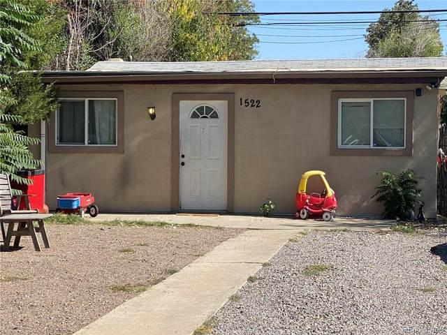 1522 Tamarac Street, Denver, CO 80220 (#8969057) :: Bring Home Denver with Keller Williams Downtown Realty LLC
