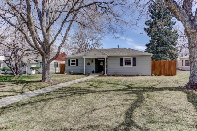 2620 S Marion Street, Denver, CO 80210 (#8969074) :: The Peak Properties Group