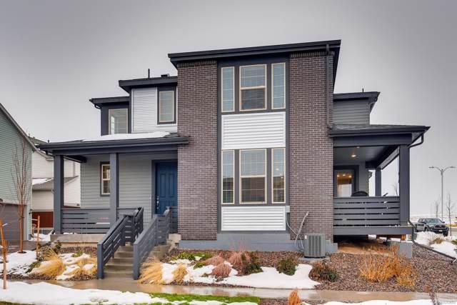 9809 Bennett Peak Street, Littleton, CO 80125 (#8969704) :: Wisdom Real Estate