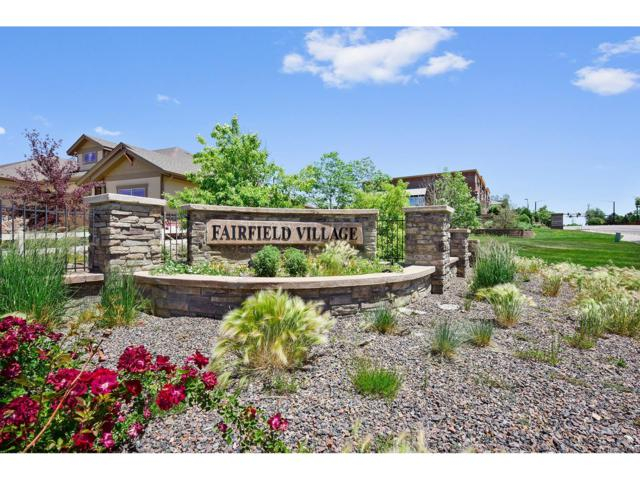 19377 E Radcliff Place, Aurora, CO 80016 (MLS #8970209) :: 8z Real Estate