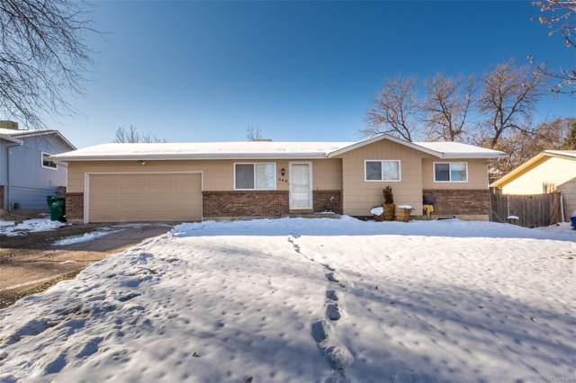 466 Pluto Court, Littleton, CO 80124 (#8970307) :: Re/Max Structure