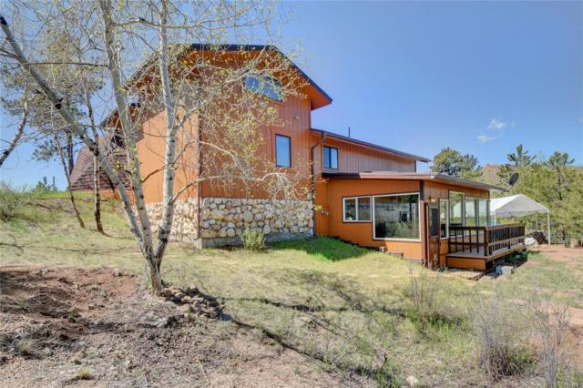 15355 S Swiss Road, Pine, CO 80470 (#8970412) :: Berkshire Hathaway Elevated Living Real Estate