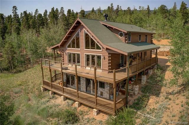 117 Road P-63, Bailey, CO 80421 (MLS #8970861) :: 8z Real Estate