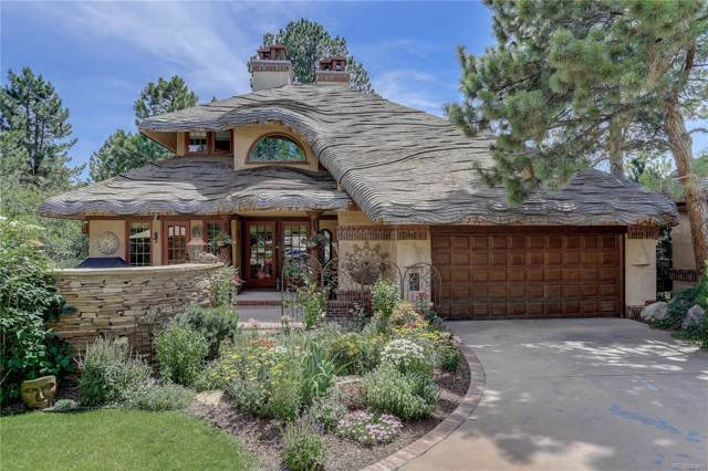 4406 Orofino Place, Castle Rock, CO 80108 (#8970870) :: The HomeSmiths Team - Keller Williams