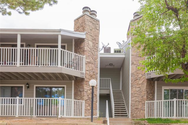 910 S Walden Street #105, Aurora, CO 80017 (#8972026) :: The Griffith Home Team