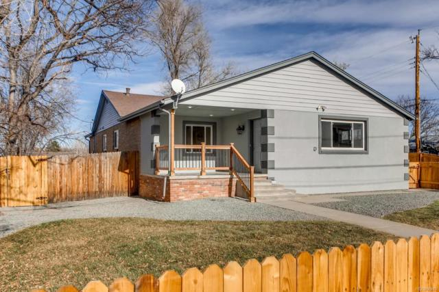 1511 E Floyd Avenue, Englewood, CO 80113 (#8972573) :: Sellstate Realty Pros