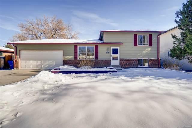 6452 S Dover Street, Littleton, CO 80123 (MLS #8972882) :: 8z Real Estate