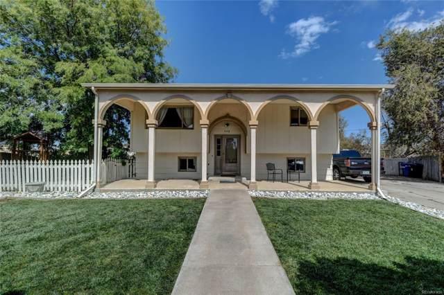 438 Cedar Avenue, Brighton, CO 80601 (#8972975) :: Real Estate Professionals