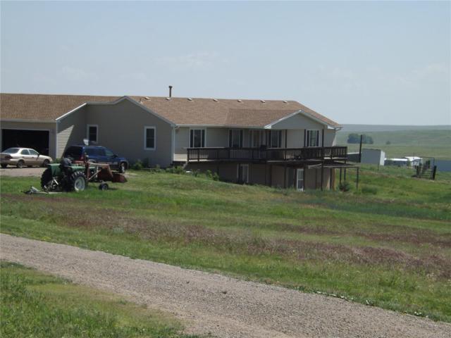 47120 Foxwood Drive, Elizabeth, CO 80107 (MLS #8973065) :: 8z Real Estate
