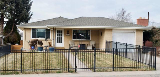 2911 E Colorado Avenue, Denver, CO 80210 (MLS #8973349) :: 8z Real Estate