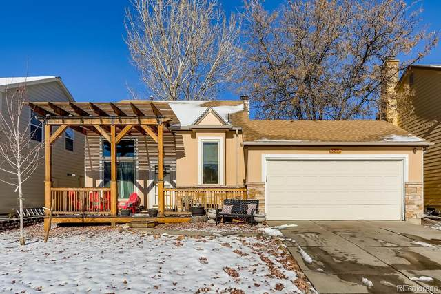 19897 E Brown Place, Aurora, CO 80013 (MLS #8973708) :: The Sam Biller Home Team