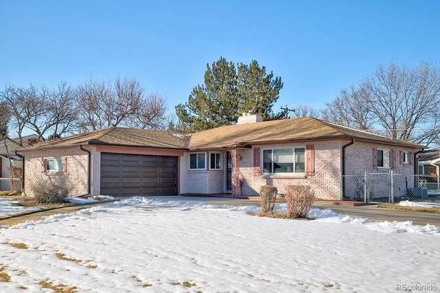 6691 E Dakota Avenue, Denver, CO 80224 (#8973822) :: The Scott Futa Home Team
