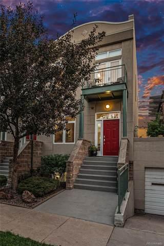 1575 N Emerson Street F, Denver, CO 80218 (#8973957) :: Kimberly Austin Properties