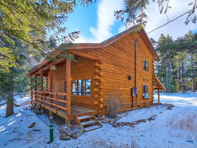110 Ponderosa Way, Nederland, CO 80466 (#8974285) :: The Griffith Home Team
