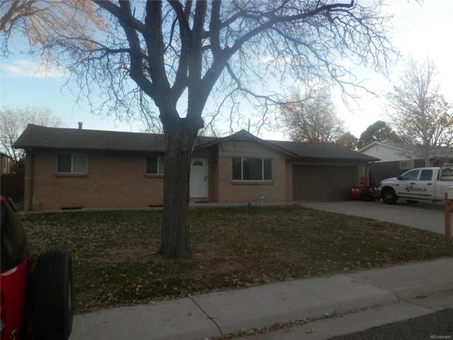 12244 E Kentucky Avenue, Aurora, CO 80012 (#8974547) :: Bring Home Denver