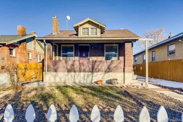 3416 N Josephine Street, Denver, CO 80205 (#8974581) :: iHomes Colorado
