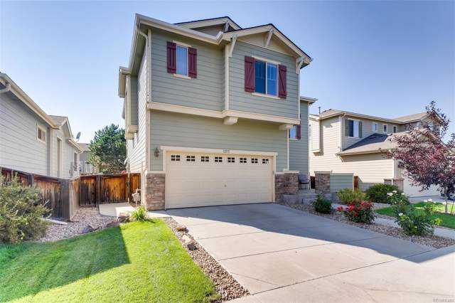 12175 Kalispell Street, Commerce City, CO 80603 (#8974831) :: The Heyl Group at Keller Williams
