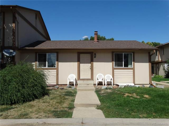 2347 Rainbow Drive #9, Denver, CO 80229 (MLS #8974944) :: 8z Real Estate