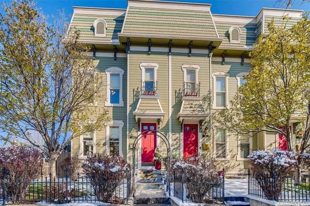 2426 Glenarm Place, Denver, CO 80205 (#8975123) :: Wisdom Real Estate