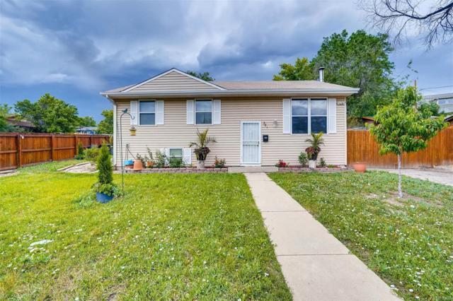 381 El Paso Court, Denver, CO 80221 (MLS #8975243) :: 8z Real Estate