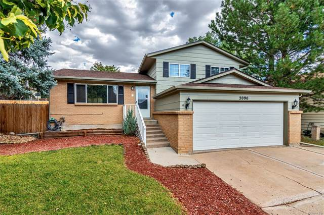 2090 S Quintero Street, Aurora, CO 80013 (#8976050) :: The Tamborra Team