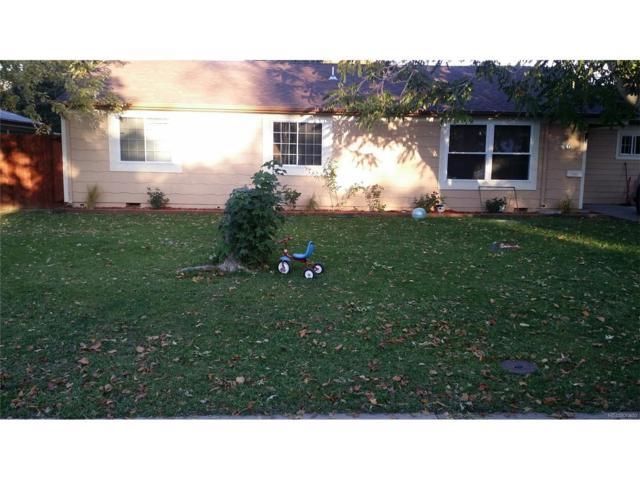 746 Galena Street, Aurora, CO 80010 (MLS #8976248) :: 8z Real Estate
